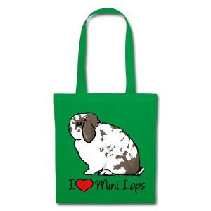 Mini Lop - Tote Bag