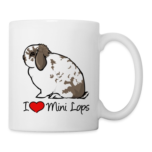 Mini Lop - Mug