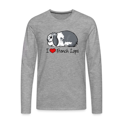French Lop - Men's Premium Longsleeve Shirt