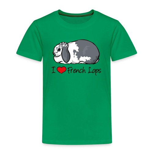 French Lop - Kids' Premium T-Shirt