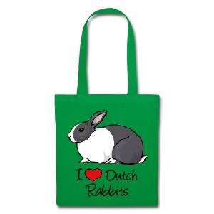 Dutch Rabbit - Tote Bag