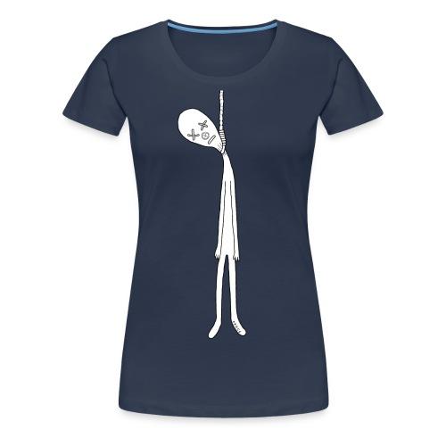 Hangman1 - Women's Premium T-Shirt