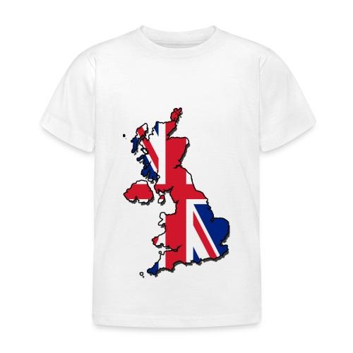 UK - Great Britain T-Shirt  - Kids' T-Shirt