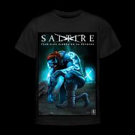 Shirts ~ Kids' T-Shirt ~ Saltire Ionnsaigh Gaelic Tshirt Kids