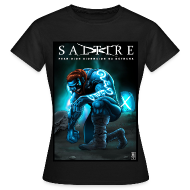 T-Shirts ~ Women's T-Shirt ~ Saltire Ionnsaigh Gaelic Tshirt Women
