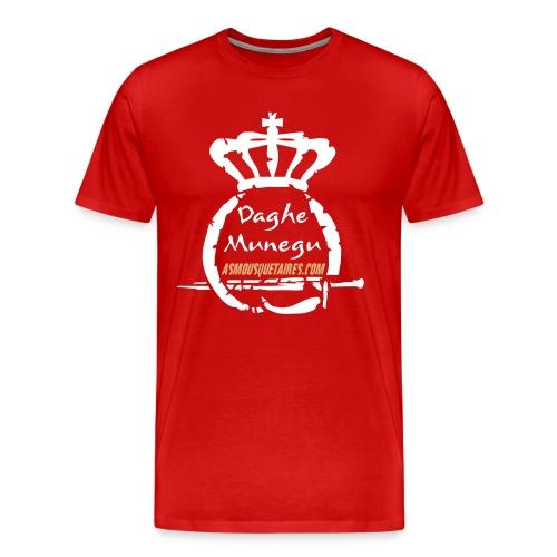 Tshirt homme Logo Munegu - T-shirt Premium Homme