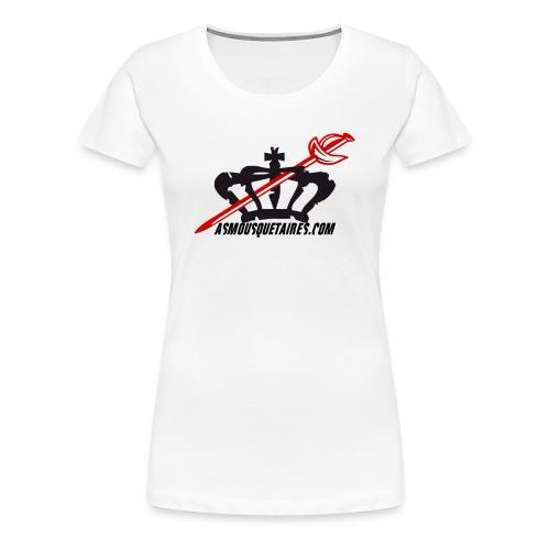 Tshirt femme Logo Munegu 2 - T-shirt Premium Femme