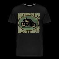 T-Shirts ~ Men's Premium T-Shirt ~ Bikerholics Anonymous