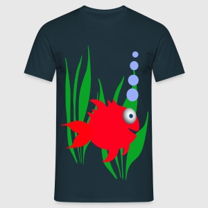 goldfish T-Shirts - Men's T-Shirt