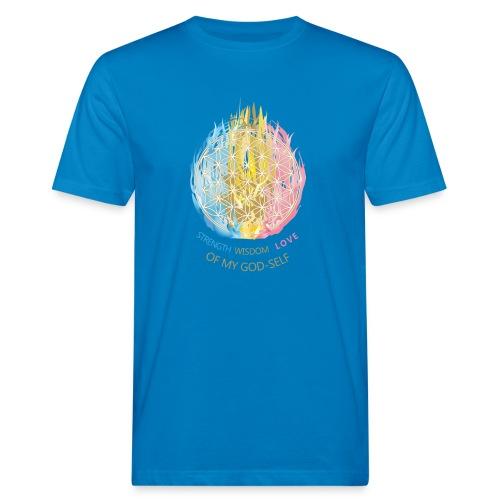 Healing-T-Shirt for men - Männer Bio-T-Shirt