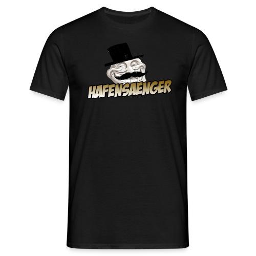 Hafensaenger - Gold - Männer T-Shirt