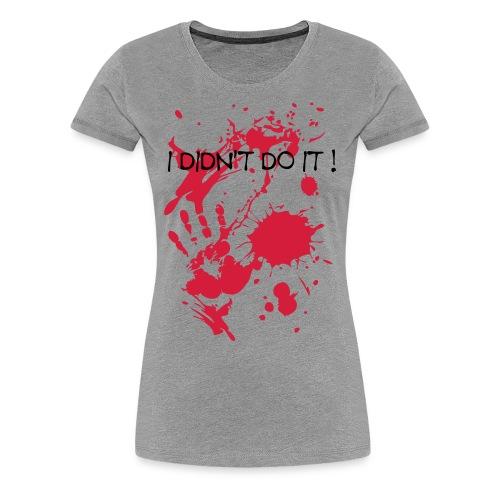 WEIRD COLLECTION © - Vrouwen Premium T-shirt