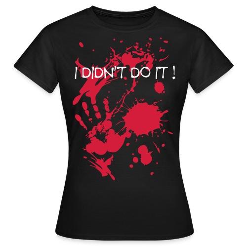 WEIRD COLLECTION © - Vrouwen T-shirt