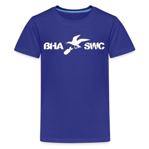 Bomber Teenage T-Shirt - Teenage Premium T-Shirt