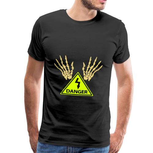 SHOW THE BADDEST WAY - T-shirt Premium Homme