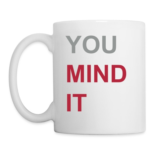 youmind.it cup - Mug blanc