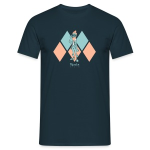 Hipster - Camiseta hombre