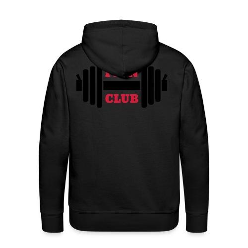 Pain Club! - Herre Premium hættetrøje