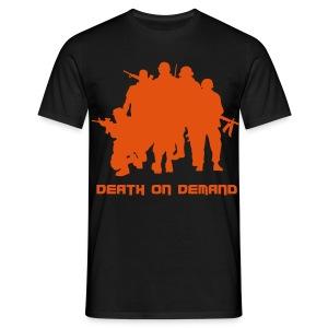 DoD Spieler Shirt  - Männer T-Shirt