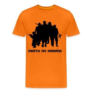 DoD Shirt  - Männer Premium T-Shirt
