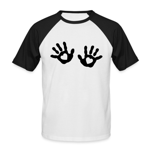 t-shret - T-shirt baseball manches courtes Homme
