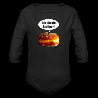 ich bin ein berliner baby body spreadshirt. Black Bedroom Furniture Sets. Home Design Ideas