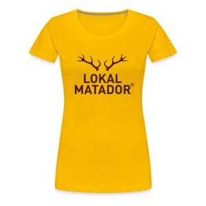 Lokal Matador - Frauen Premium T-Shirt