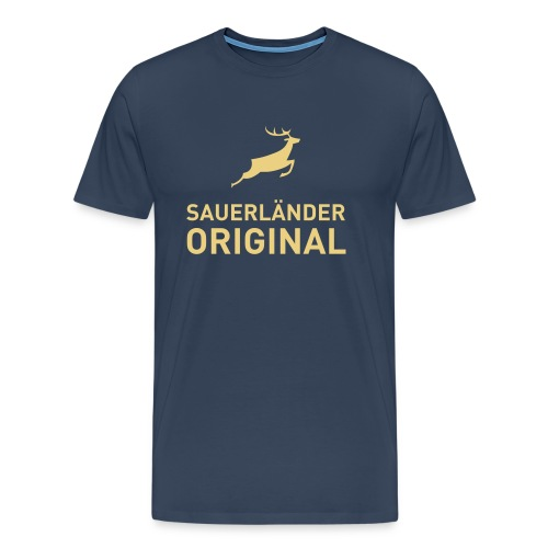 Sauerländer Original - Männer Premium T-Shirt