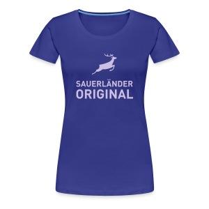 Sauerländer Original - Frauen Premium T-Shirt
