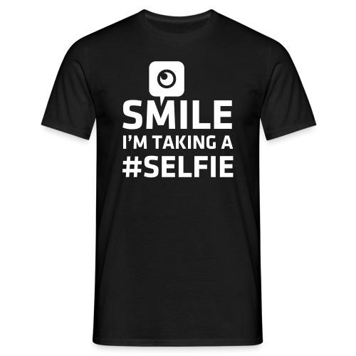 #SELFIE - Camiseta hombre