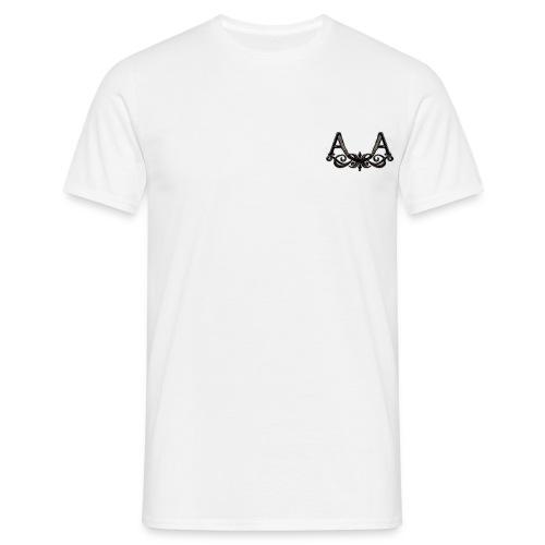 Logo: Front + Back - Maglietta da uomo