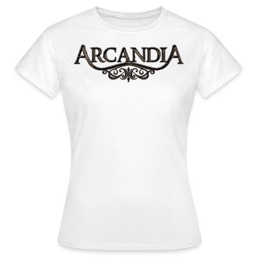 Logo: Front - Maglietta da donna