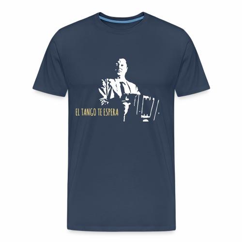 Troilo - El tango te espera - Men's Premium T-Shirt