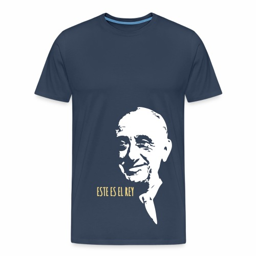 D'Arienzo - Este es el rey - Men's Premium T-Shirt