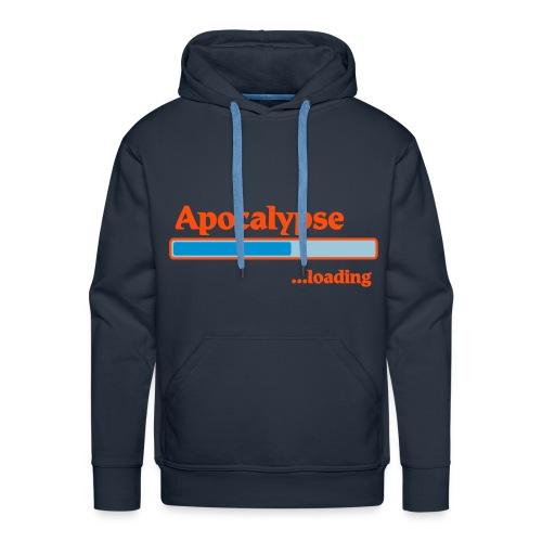 Apo loading - Sweat-shirt à capuche Premium pour hommes