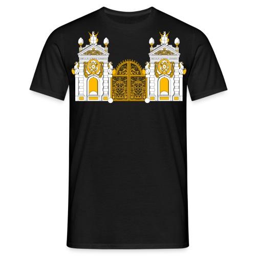 Hamstead Marshall Gates (Front) - Men's T-Shirt