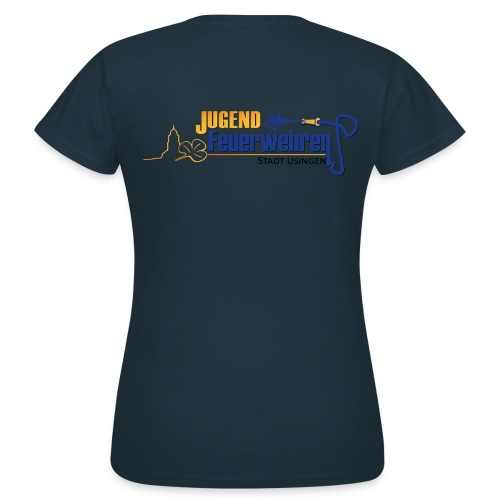 SJF Shirt Name - Frauen T-Shirt
