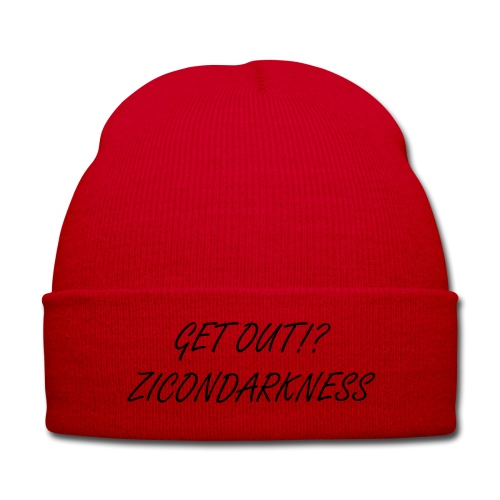 Get Out!? ZiconDarkness Winter Hat - Winter Hat