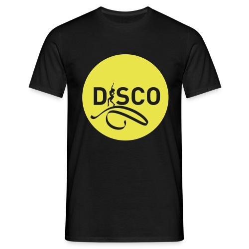 05 disco pastille noire - T-shirt Homme