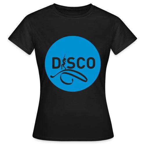 05 disco pastille noire - T-shirt Femme