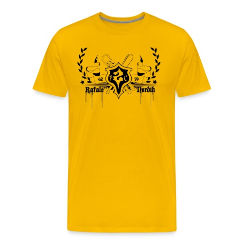 T-SHIRT P2C CREW BLASON - T-shirt Premium Homme