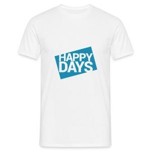 Happy Days T-Shirt - Men's T-Shirt