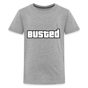 GTA 5 Busted! - Teenager Premium T-shirt