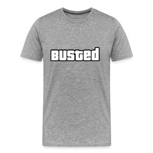 GTA 5 Busted! - Mannen Premium T-shirt