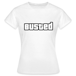 GTA 5 Busted! - Vrouwen T-shirt