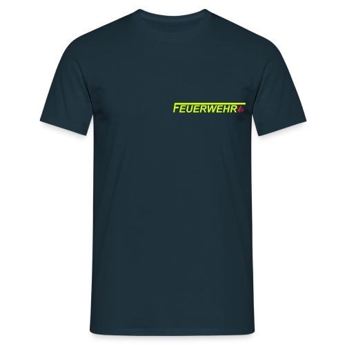 Feuerwehr 2014 - Männer T-Shirt