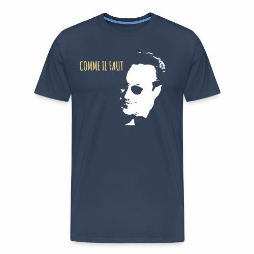 Di Sarli - Comme il faut - Men's Premium T-Shirt