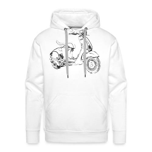 Vespa 946 Hoodie - Männer Premium Hoodie