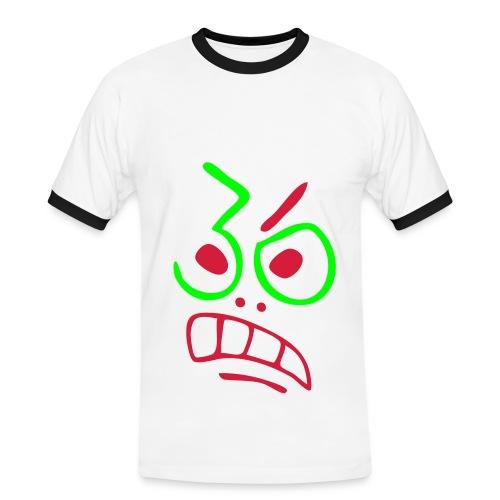Grr - Mannen contrastshirt