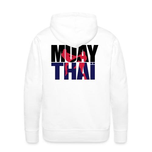 Muaythai - Mannen Premium hoodie